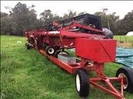Used CASE IH 1052 in