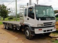Used 2004 Isuzu FVM1