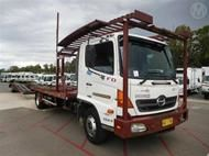 Used 2007 Hino FD in