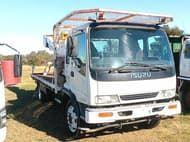 Used 1999 Isuzu FSR7