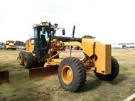 2011 Caterpillar 140M