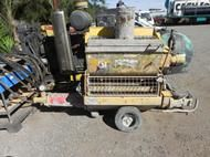 Used Bunker B100 con