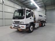 2007 Isuzu FVY 1400 Water Truck