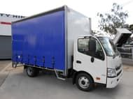 New 2016 Hino 300-61
