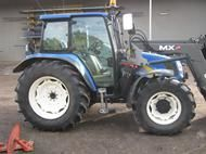 Used Holland T5050 i