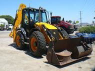Used JCB 4CX in Quee