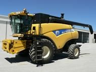 2007 New Holland CR960 with Mac