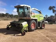 2006 Claas 870 Forage Harvester