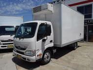 2013 Hino 300 Series 616 IFS Fr