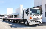 2014 Hino FE 1426-500 Series Tr