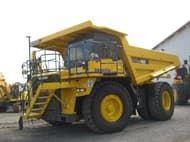 2013 Komatsu HD465-7 E1