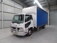 Used 2014 Fuso Fight