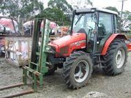 Used 2003 Massey Fer