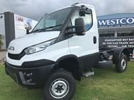 2017 Iveco Daily 55 S17 4x4 Sin
