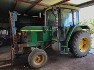 Used John Deere 6110