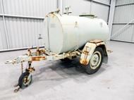 2005 Workmate Water Tank Traile