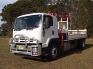 2010 Isuzu FVD 1000 TIPPER / CR