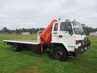 Used 1992 Isuzu FVR9
