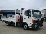 Used 2013 Hino FC 10