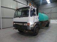1991 Mitsubishi Fm Water Truck
