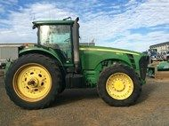 Used John Deere 8530
