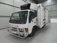 1995 Isuzu NPR Fridge Truck