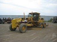 2001 Caterpillar 140H Motor Gra