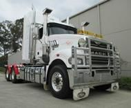 Used Mack TRIDENT in