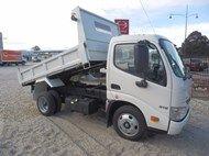 Used 2016 Hino 300 S