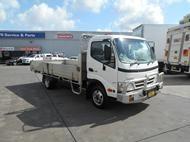 Used 2007 Hino 300-6