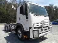 Used 2012 Isuzu FVZ1