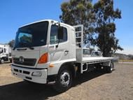 Used 2007 Hino FG in