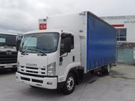 2011 Isuzu FSR 850 LONG