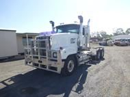 Used 2007 Mack SUPER