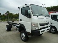 New Fuso Canter 4X4