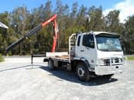 2009 Fuso Fighter 10