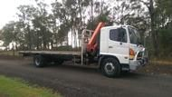 2008 Hino GH 270hp with palfing