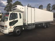2017 Fuso FIGHTER