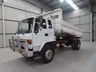 Used 1993 Isuzu FVR9
