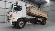 Used 2003 Hino GH in