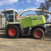 2006 Claas 890 Forage Harvester