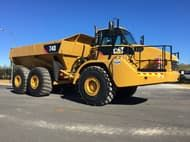 2008 Caterpillar 740 Articulate