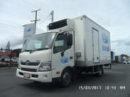 2013 Hino 617 Scully RSV 6 Pall