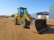 2012 Caterpillar 930H WHEEL LOA