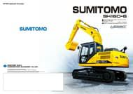 New Sumitomo SH160-6