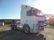Used Volvo FH520 in