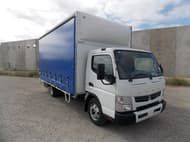 2016 Fuso Canter 815 AMT Pallet