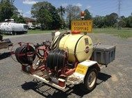 1996 Hardi Weed Spray Unit on a