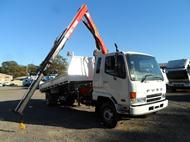2006 Fuso Fighter 6