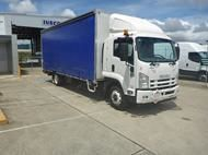 2014 Isuzu FSD850 FSD 850 Long